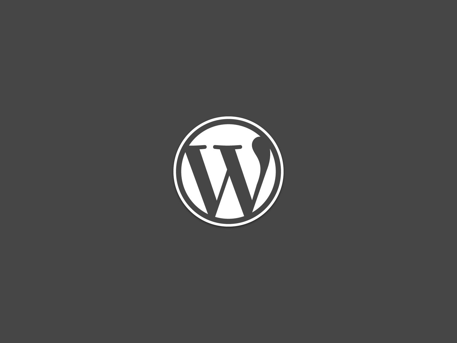wordpress字体图标
