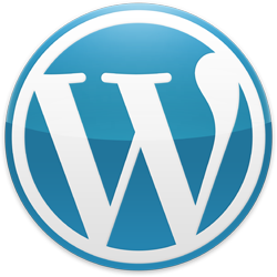 Image of the WordPress Logo
