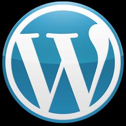 Image of the WordPress Logo